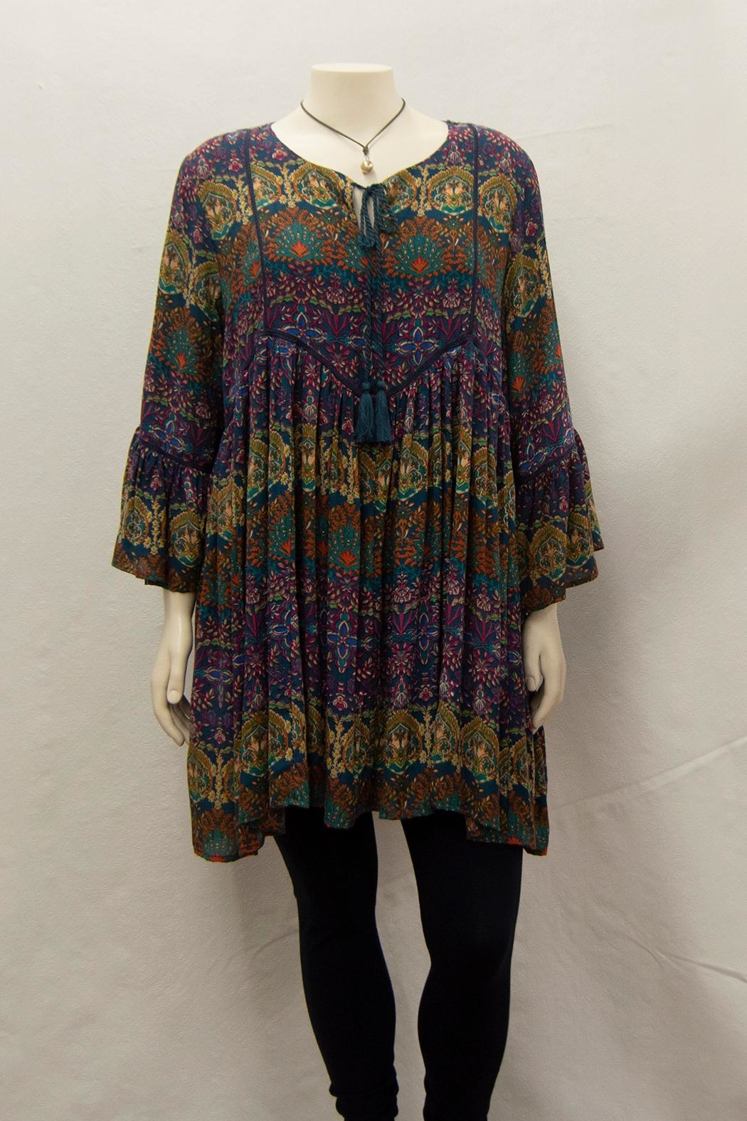 Kyla Vivenne Tunic Dress - Main Image