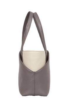 Kyla Joy Audrey Grey Carryall Bag - Alternate List Image