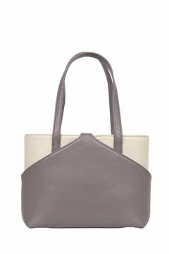 Kyla Joy Audrey Grey Carryall Bag - Product List Image