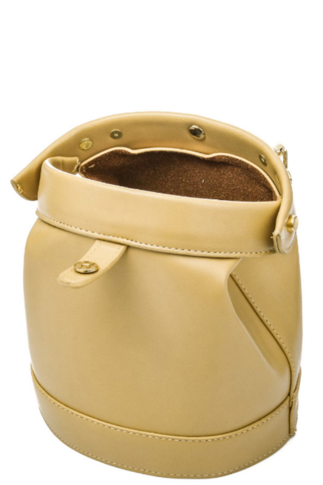 FAME ACCESORIES Kylie Bucket Bag - Front Full Image
