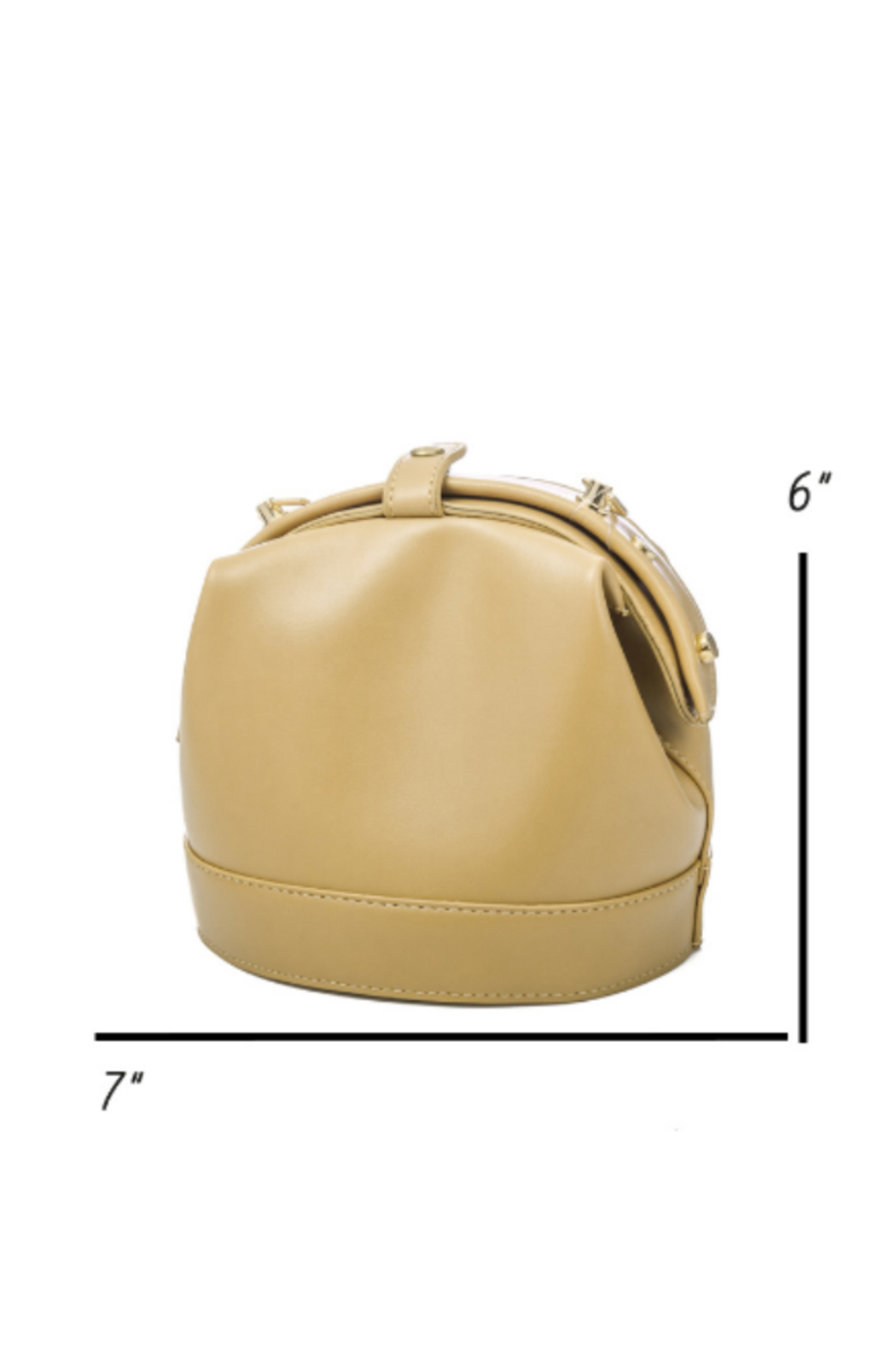 FAME ACCESORIES Kylie Bucket Bag - Side Cropped Image
