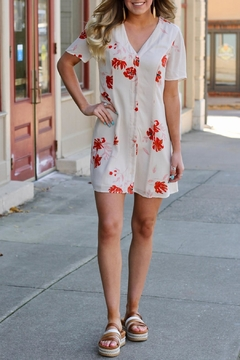 Gentle Fawn Kylie Button Front Sundress - Product List Image