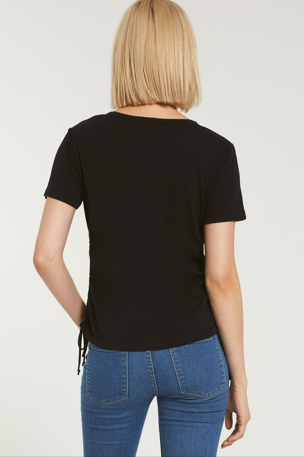 z supply Kylie Jersey Tee - Side Cropped Image