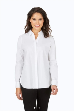 Foxcroft Kylie Stretch Non-Iron Shirt - Product List Image