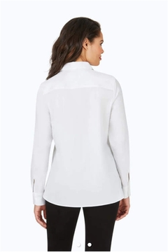 Foxcroft Kylie Stretch Non-Iron Shirt - Alternate List Image