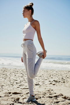 Free People Kyoto High-Rise Ankle Legging - Product List Image