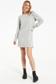 z supply Kyra Terry Dress - Product Mini Image
