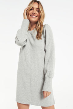 Zsupply Kyra Terry Dress - Product List Image