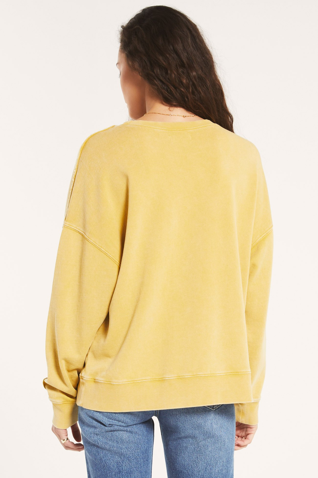 z supply Kyro Sweatshirt - Side Cropped Image