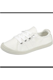 L.A. Shoe King Comfy Canvas Sneaker - Product Mini Image