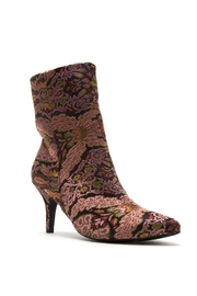 L.A. Shoe King Mauve-Multi Fabric Boot - Product Mini Image