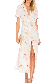 L'Academie Maxi Shirt Dress - Product Mini Image