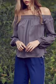 L'Academie The Romantic Top - Front cropped