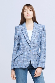 L'Agence Chamberlain Tweed Blazer - Product Mini Image