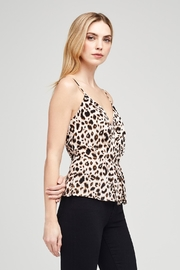 L'Agence Chiara Twist Tank - Product Mini Image