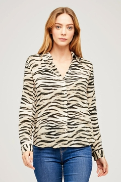 L'Agence Holly Blouse - Product List Image