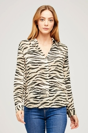 L'Agence Holly Blouse - Product Mini Image