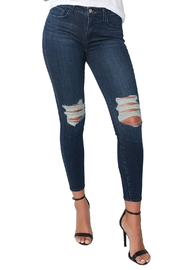 L'Agence Margot Thunder Jeans - Product Mini Image