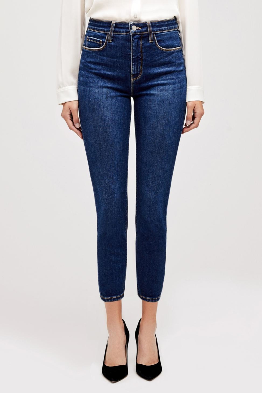 L'Agence Margot Jeans - Main Image