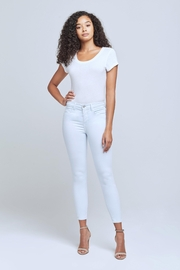 L'Agence Margot Sateen Jean - Front cropped