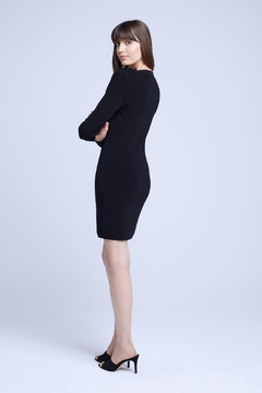 L'Agence Minette Long Sleeve Dress - Alternate List Image