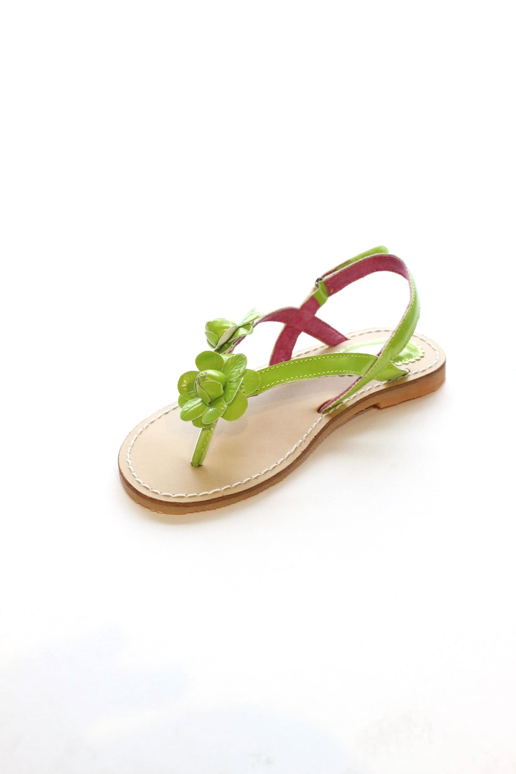 L'Amour Flower Thong Sandal - Main Image