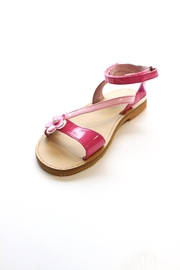 L'Amour Strapped Flower Sandal - Product Mini Image