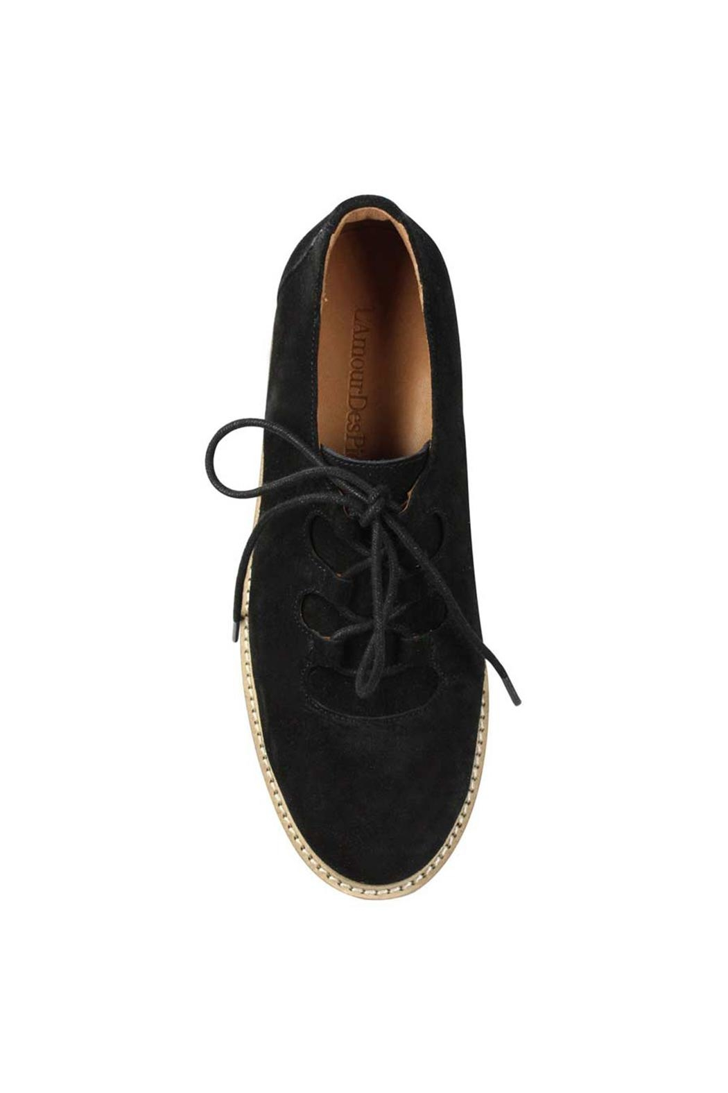L'Amour Des Pieds Ximena Oxford - Front Full Image