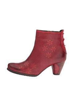 Shoptiques Product: Floral Cut Out Boot