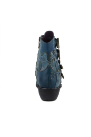 L'Artiste Leather Ankle Boot - Product Mini Image