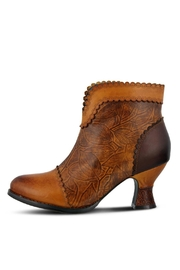 L'Artiste Victorian Leafeel Bootie - Product Mini Image