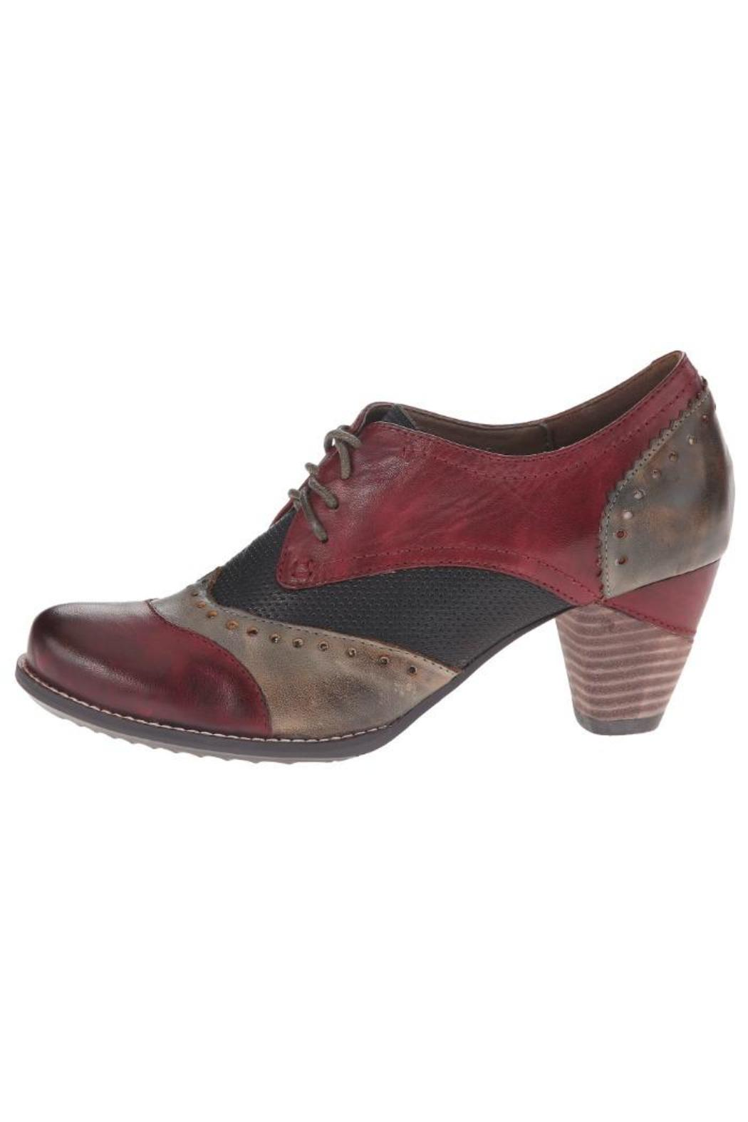 L'Artiste by Spring Step Bardot Shoe - Front Cropped Image