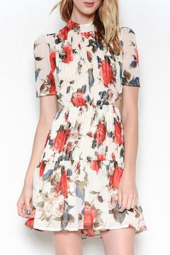 L'atiste Cross Blooms Dress - Product List Image