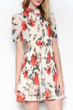 L'atiste Cross Blooms Dress - Alternate List Image