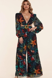 L'atiste Cut-Out Starfish Jumpsuit - Product Mini Image