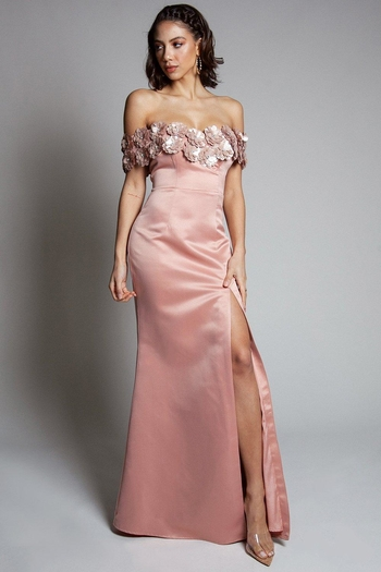 L'atiste Evening Maxi Dress from Alberta by House of Angelica — Shoptiques