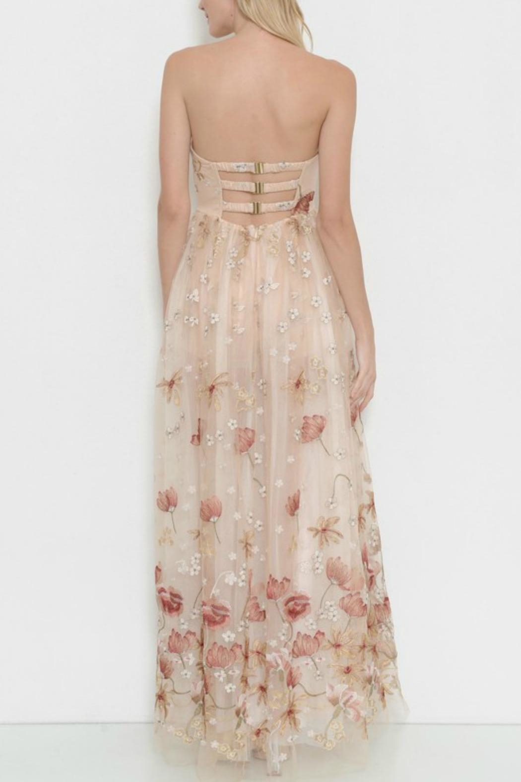L'atiste Floral Dream Maxi - Front Full Image