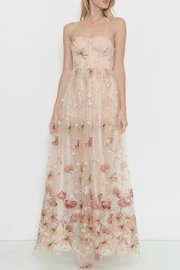 L'atiste Floral Dream Maxi - Front cropped