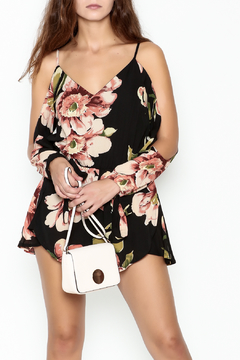 L'atiste Floral Romper - Product List Image