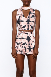 L'atiste Floral Print Matching Set - Side cropped