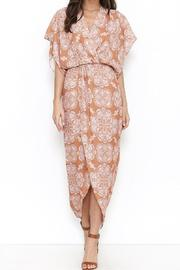 Shoptiques Product: Kimono Maxi Dress