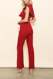 L'atiste Red Pearl Set - Front full body