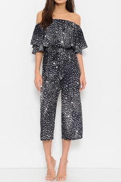 Shoptiques Product: Seeing Stars Jumpsuit