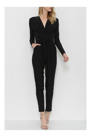 L'atiste Solid Jumpsuit - Product Mini Image