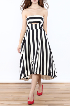 Shoptiques Product: Stripe Ankle Dress