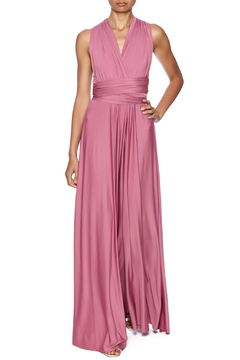 Shoptiques Product: Tie Maxi Dress