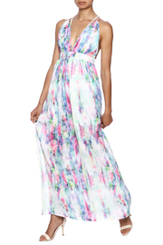 L'atiste Water Paint Maxi Dress - Product Mini Image