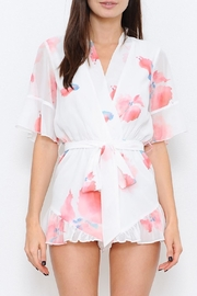L'atiste Watercolour Romper - Front cropped
