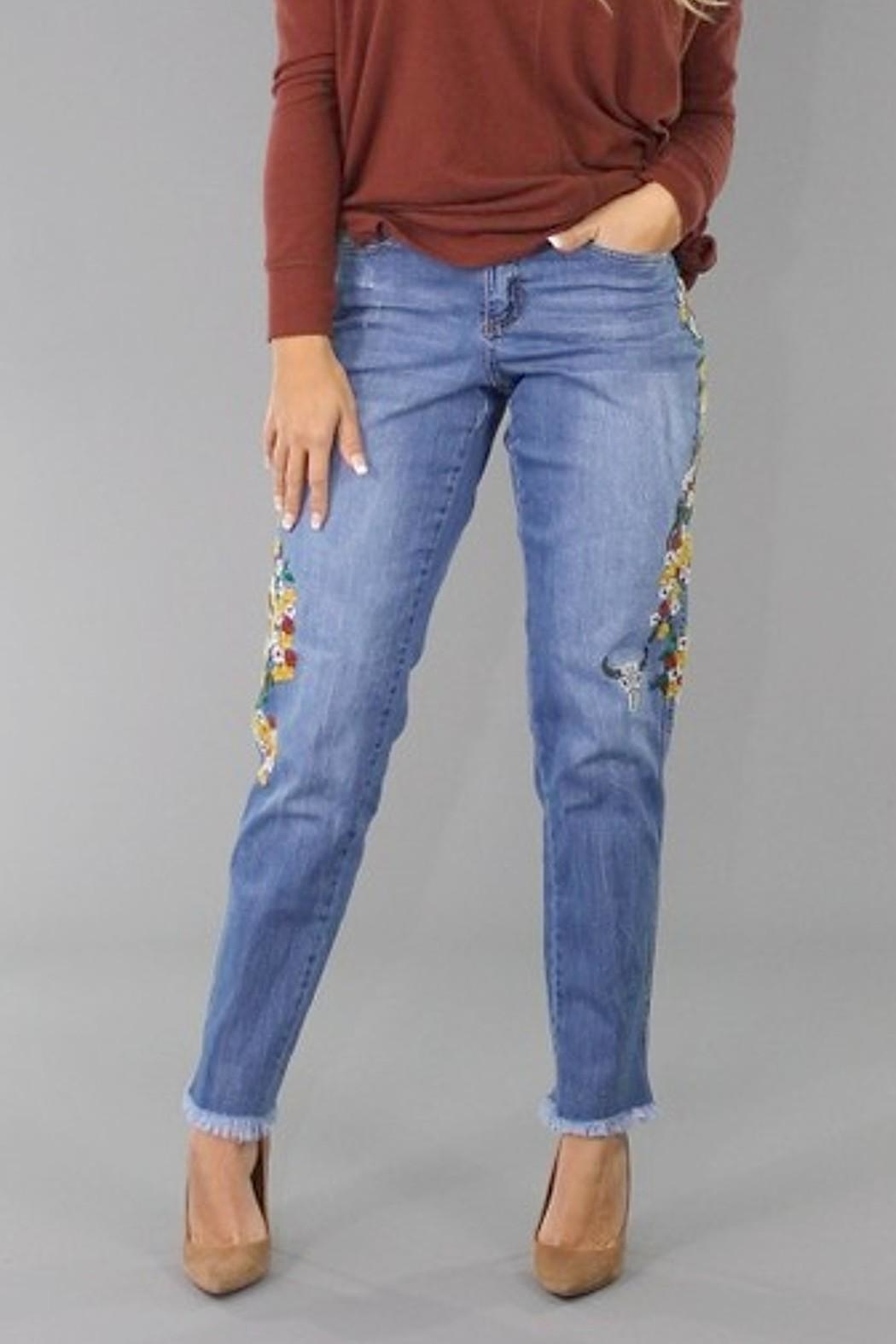 L&B Indian Summer Jeans - Main Image
