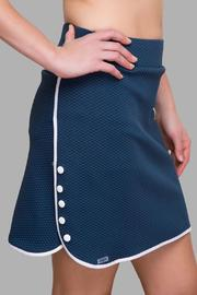 L'ETOILE SPORT Side Snap Skirt - Product Mini Image